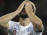 TALKING TACTICS: Harry Kane is isolated at the front post and it's causing England trouble