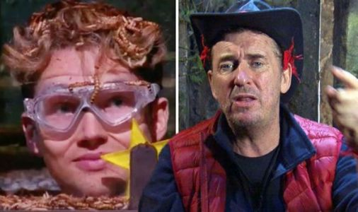 Shane Richie makes dig at AJ Pritchard's appearance in I'm A Celeb Trial: 'You're a mess'