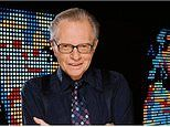 Larry King tributes latest - Celebrities, journalists and political figures pay respects as US talk show host dies