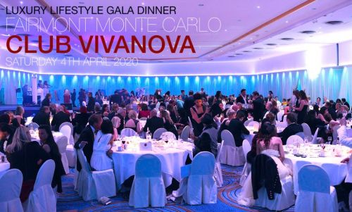 Exclusive Aston Martin Club Vivanova Gala Launch