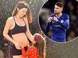 The Voice star Cat Cavelli is 'expecting baby with Chelsea footballer Jorginho'