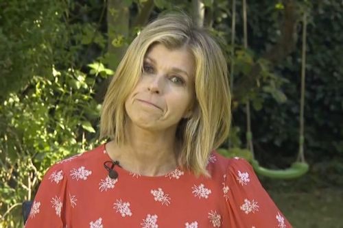 Kate Garraway admits husband Derek 'could be in a coma for a year' on GMB return