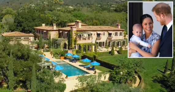 Prince Harry and Meghan Markle splash out on £11,000,000 Californian mansion