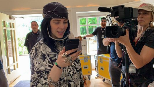 'Billie Eilish: The World's a Little Blurry' focuses on the pop star's rise to fame - here's how to watch the documentary on Apple TV Plus
