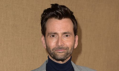 David Tennant makes surprising confession about his son