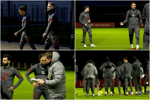 """Hendo & Robbo relieve fitness concerns - but Klopp admits """"all players are in the red zone"""""""