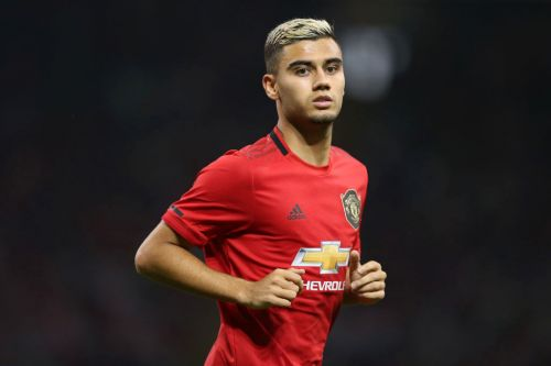 Andreas Pereira slams Manchester United fan after Twitter abuse