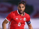 Ryan Giggs leaves Ashley Williams out of Wales squad to face Azerbaijan in Euro 2020 qualifier