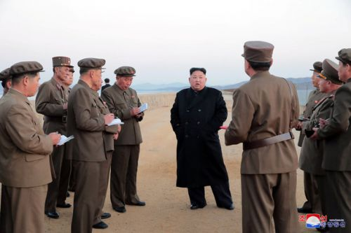 North Korea Tests 'Ultramodern Weapon' In Fresh Blow To Trump's Nuclear Strategy