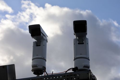 Look out: facial recognition has finally come to London