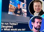 Elon Musk tells Twitter CEO Jack Dorsey to fix the site by identifying fake users