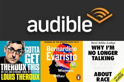 New deal gets you two months of Audible for just 99p
