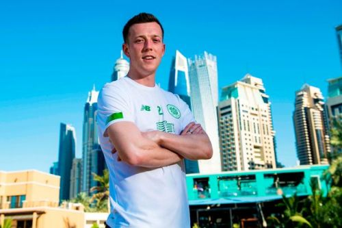 Callum McGregor on shunning Celtic celebrity status as he offers rare insight into life off the pitch