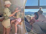 Inside Tammy Hembrow's 'blissfully beautiful' family holiday