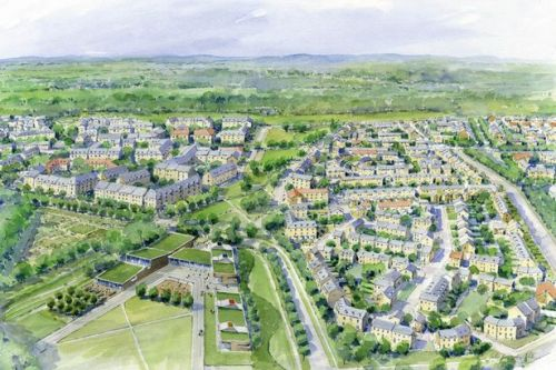 Proposed 1800 homes in West Lothian might have problem with planning permission