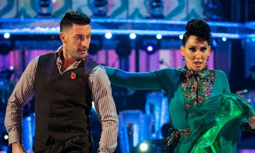 Strictly's Michelle Visage addresses reports she is 'unhappy' dancing with Giovanni Pernice