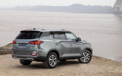 Extended test: 2021 SsangYong Rexton 2.2 Ultimate review