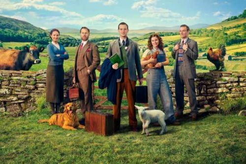 When is All Creatures Great and Small on TV? Cast, plot and latest news