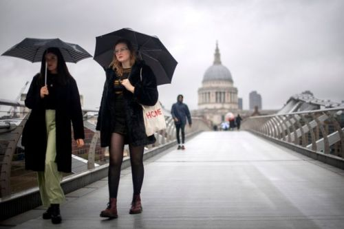 Heavy rain warning issued for this week over fears of flooding