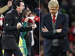 Unai Emery claims Arsenal lacked 'defensive structure' under Arsene Wenger