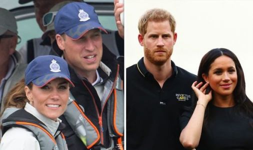 Kate and William attacked for making Meghan Markle and Harry 'look bad' - 'Fascinating'