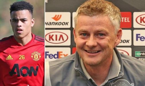 Man Utd boss Ole Gunnar Solskjaer explains Mason Greenwood absence for Club Brugge clash