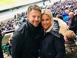 Former Strictly Come Dancing star Natalie Lowe welcomes baby boy with husband James Knibbs
