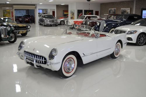 You can own a virtually brand new 1953 Chevy Corvette, thanks to an owner who hid the car away for nearly 40 years - take a look at the $250,000 piece of history
