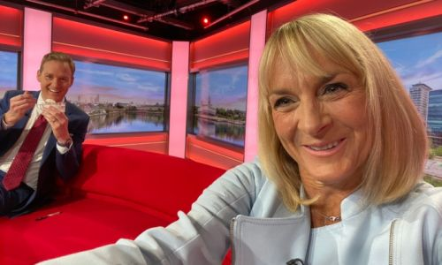 Louise Minchin confirms BBC Breakfast exit date - and it's sooner than we thought
