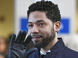 Chicago Police release video footage of Jussie Smollett walking with a NOOSE on his neck