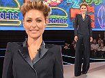 CBB: Emma Willis flaunts her trim figure in tailored jumpsuit as she hosts series launch