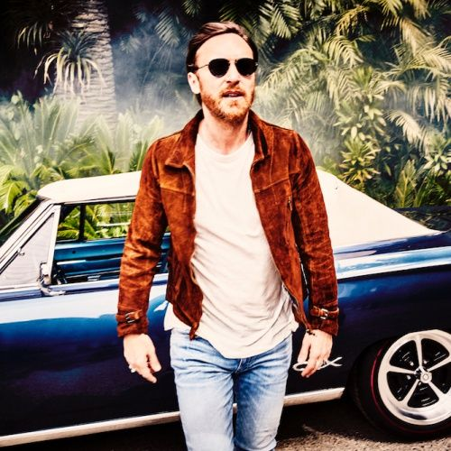 David Guetta has 'enough new music for the next 10 years'