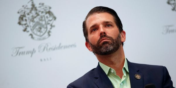 Donald Trump Jr. slams George Conway, calling him 'a disgrace' who 'publicly embarrasses his wife' Kellyanne Conway