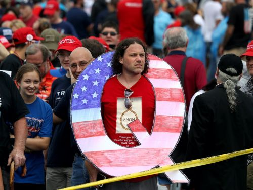 An internal Facebook audit reportedly shows QAnon groups have millions of members, but some employees who ran the investigation fear the company won't take any action