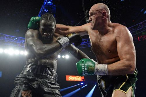 Tyson Fury sets Deontay Wilder deadline for delayed trilogy fight