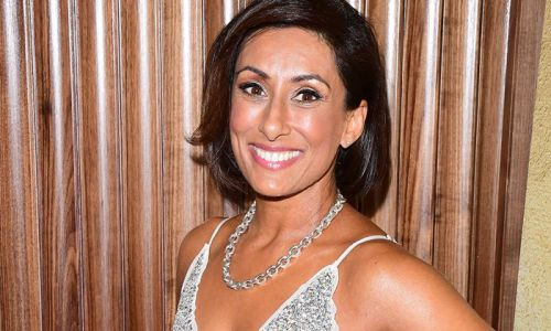 Saira Khan shares intimate bath photo during stunning staycation