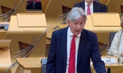 'Failed the Scottish people!' Labour's Leonard furiously attacks Swinney for exam fiasco