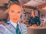 Emirates pilot Heidi McDiarmid reveals tricks eating healthy while in hotel room for quarantine