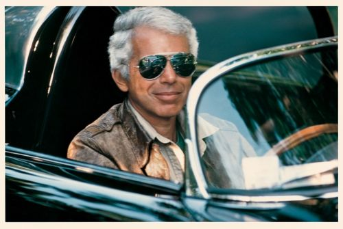 A Documentary Chronicling Ralph Lauren's Remarkable Life Premieres Today