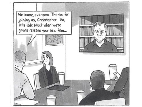 David Squires on. Christopher Nolan's time bomb