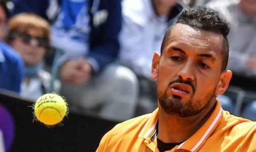 Nick Kyrgios WITHDRAWS from French Open after saying tournament 'sucks'