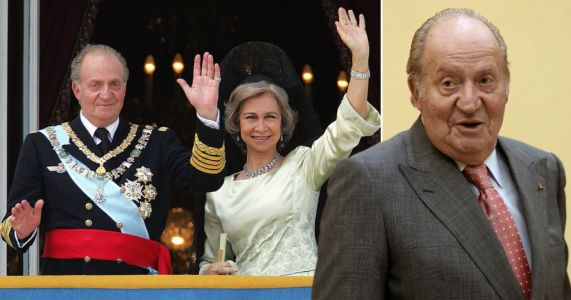 Former King of Spain leaves the country amid corruption scandal