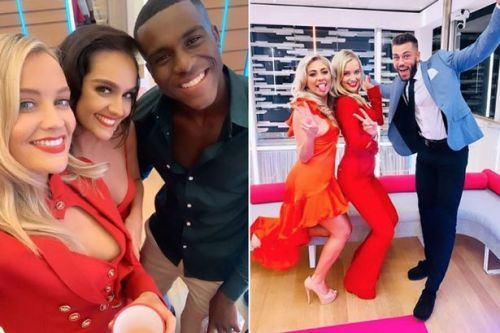 Inside Love Island afterparty as stars - including winners Paige and Finn - let loose in villa