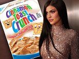 Kylie Jenner reveals recently trying cereal with milk for the first time was 'life changing'