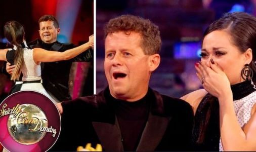 Strictly Come Dancing 2019: Mike Bushell and Katya suffer huge setback before live show