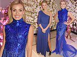 Katherine Jenkins wows at the Lady Garden Gala in London