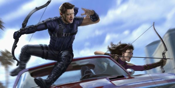 You Can't Watch Any of the New Marvel Shows Yet, But Here's Some Concept Art