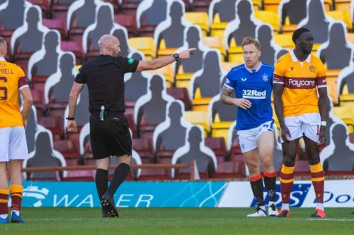 Motherwell ace calls for review as players 'don't know what handball is anymore'