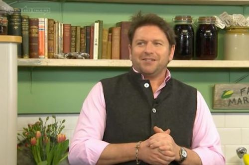 James Martin says he put career before marriage and kids - and would do it again