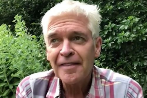 Phillip Schofield addresses explosive details behind scenes of his family life